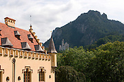 Germany, Bavaria, Hohenschwangau Castle