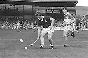 Galway v Offaly, All Ireland Senior Hurling Championship Final, Croke Park, 1st September 1985.