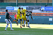 Goal - Lucas Akins (10) of Burton Albion scores a goal to make the score 2-2 during the EFL Sky Bet League 1 match between Plymouth Argyle and Burton Albion at Home Park, Plymouth, England on 20 October 2018.
