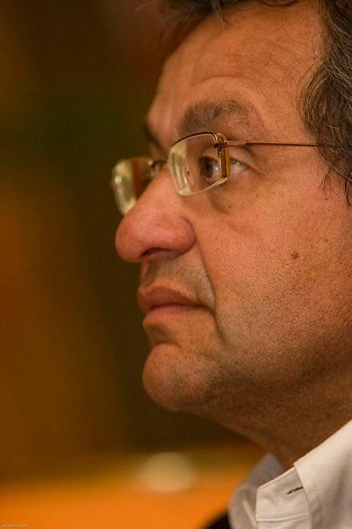 DIONISIO PESTANA, EMPRESARIO HOTELEIRO PORTUGUES , ILHA DA MADEIRA.FOTO GREGORIO CUNHA