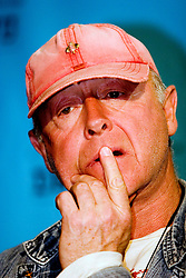 02 Feb, 2006. New Orleans, Louisiana. <br /> The cast and directors of the movie Deja Vu give a press conference at the House of Blues in New Orleans, Louisiana. Director Tony Scott.<br /> Photo; Charlie Varley/varleypix.com