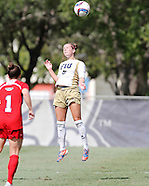 FIU Women's Soccer Vs. FAU 2015