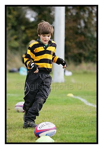 London Wasps Coachclass at Wallingford RFC 29-10-09.