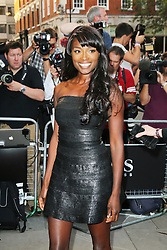 Lorraine Pascale, GQ Men of the Year Awards, Royal Opera House, London UK, 03 September 2013, (Photo by Richard Goldschmidt)