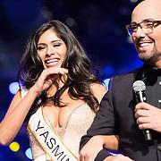 NLD/Hilversum/20131208 - Miss Nederland finale 2013, Yasmin Verheijen wint de titel Miss Nederland Universe