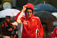 Mattia Binotto Ferrari<br /> Monza 30-08-2018 GP Italia <br /> Formula 1 Championship 2018 <br /> Foto Federico Basile / Insidefoto