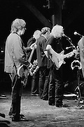 Bill Wyman and his Rhythm Kings on stage