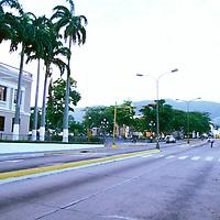 Avenida de San Felipe, Estado Yaracuy, Venezuela