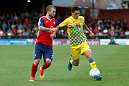 York City FC 2-0 Stockport County FC 9.9.17