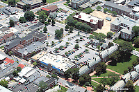 Aerial view of  the University of Delaware Campus, Newark