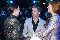 Nadine Shah, Noel Gallagher, Florence + The Machine share a smile
