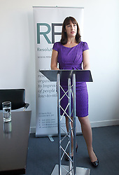 "Rachel Reeves MP  - Resolution Foundation event. <br /> Labour MP Rachel Reeves during a Resolution Foundation event ""The Labour agenda for tackling low pay"", London, United Kingdom, Wednesday, 4th September 2013. Picture by Elliot Franks / i-Images."