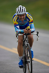 Mark Pozniak (RAC) during stage 1 of the Tour of Virginia.  The Tour of Virginia began with a 4.7 mile individual time trial near Natural Bridge, VA on April 24, 2007. Formerly known as the Tour of Shenandoah, the ToV has gained National Race Calendar (NRC) status for the first time in its five year history.