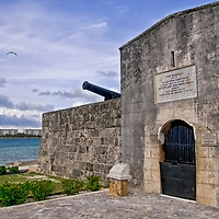 FORT MONTAGU - TRAVEL STOCK PHOTOS OF THE BAHAMAS