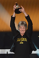 Zuerich, 7.1.2013, FIFA Ballon d'Or 2012,  Pia Sundhage gewinnt den FIFA Ballon d`or  (Melanie Duchene/EQ Images)