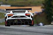 October 1-3, 2014 : Lamborghini Super Trofeo at Road Atlanta. #15 Kevin O'Connell, Rick Ware Racing, Lamborghini Toronto