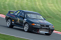 #19 Chris CAMP Nissan Skyline R32 GTR  during Armed Forces Race Challenge  as part of the 750 Motor Club at Oulton Park, Little Budworth, Cheshire, United Kingdom. April 14 2018. World Copyright Peter Taylor/PSP.