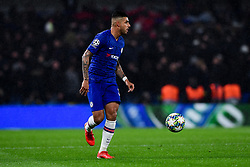 Emerson Palmieri of Chelsea - Mandatory by-line: Ryan Hiscott/JMP - 10/12/2019 - FOOTBALL - Stamford Bridge - London, England - Chelsea v Lille - UEFA Champions League group stage