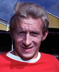 Dennis Law of Manchester United.