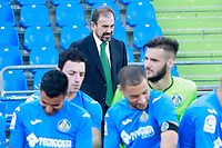 Getafe CF's Presiden Angel Torres during the session of the official photo of the first team squad for the 2017/2018 season. September 19,2017. (ALTERPHOTOS/Acero)