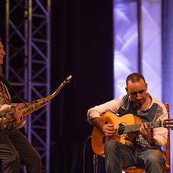 Jorge Pardo Quartet Getxo Jazz 2016