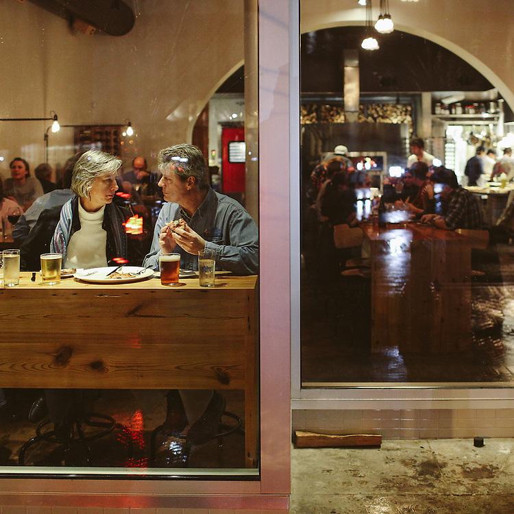 Pizzeria Toro, Durham, North Carolina.
