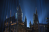Opening Of 'The Wizarding World Of Harry Potter'