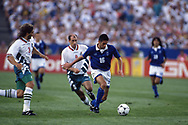 FIFA World Cup - USA 1994<br /> 26.6.1994, Soldier Field Stadium, Chicago, Illinois.<br /> Group D, Bulgaria v Greece.