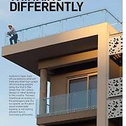 Aurecon Century City office in Earthworks magazine