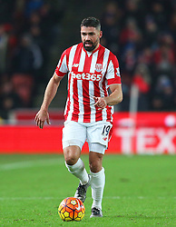 Jonathan Walters of Stoke City  - Mandatory byline: Matt McNulty/JMP - 17/01/2016 - FOOTBALL - Britannia Stadium - Stoke, England - Stoke City v Arsenal - Barclays Premier League