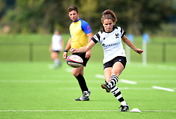 Lucy Attwood if Bristol Bears Women - Mandatory by-line: Paul Knight/JMP - 02/09/2018 - RUGBY - Shaftsbury Park - Bristol, England - Bristol Bears Women v Dragons Women - Pre-season friendly