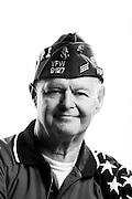 Harold Christ<br /> Navy<br /> E-6<br /> Postal Clerk<br /> Nov. 1966 - Apr. 1971<br /> Vietnam<br /> <br /> Veterans Portrait Project<br /> St. Louis, MO