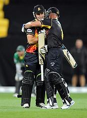 Wellington-Cricket, Firebirds v Stags T20, November 22
