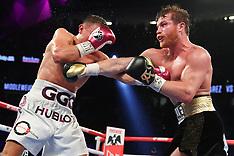 September 15, 2018: Canelo Alvarez vs Gennady Golovkin