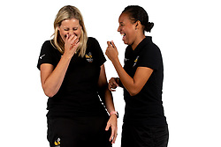 Wasps Netball Head Coach Mel Mansfield and Assistant Coach Bianca Modeste - Mandatory by-line: Robbie Stephenson/JMP - 02/11/2019 - NETBALL - Ricoh Arena - Coventry, England - Wasps Netball Headshots