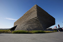 The V&A Dundee was launched to the world's media. pic copyright Terry Murden @edinburghelitemedia