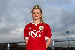 Bristol City Women's FC loan signing Millie Farrow - Mandatory byline: Rogan Thomson/JMP - 11/01/2016 - FOOTBALL - Stoke Gifford Stadium - Bristol, England - Bristol City Women's FC New Signings.
