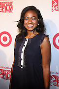 Tantaya Ali at ' The Young Hollywood ' panel at The 2008 American Black Film Festival  held at The Writers Guild of America on August 9, 2008...The Festival film slate is primarily composed of world premieres (shorts, narrative features and documentaries), positioning it as the leading film festival in the world for African American and urban content. Since its inception ABFF, has screened over 450 films and has rewarded and redefined artistic excellence in independent filmmaking.