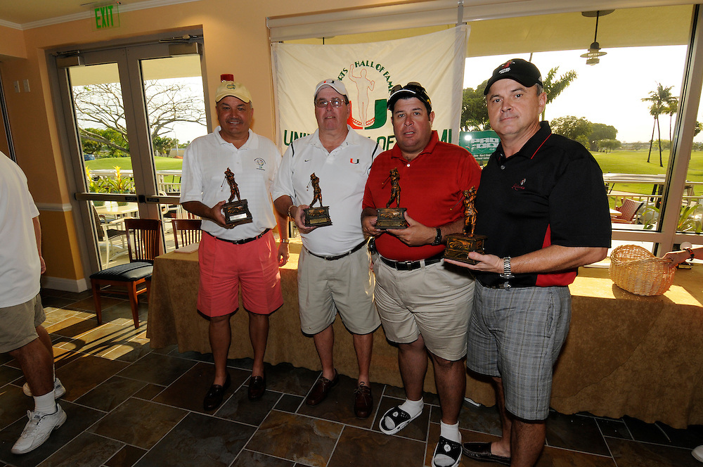 2010 University of Miami Sports Hall of Fame Golf Tournament