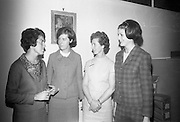V.H.I. Press Reception..1966..27.09.1966..09.27.1966..27th September 1966..The Voluntary Health Insurance (VHI), held a press conference at its offices at South Leinster Street, Dublin this afternoon.The event was to review the ninth annual report and accounts of the organisation...We do not have the caption sheet for this event. If you know the people involved why not let us know at irishphotoarchive@gmail.com and we will add the names to the images.