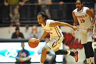 Ole Miss' Shandricka Sessom (23) vs. Tennessee Martin Skyhawks in a WNIT game in Oxford Miss. on Wednesday, March 18, 2015. (AP Photo/Oxford Eagle, Bruce Newman)
