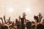 Music Concert, Fun, Arms Raised, Vitality, Festival, Nightlife,Youth Culture,