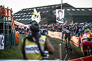 Curtis WHITE (USA) at the 2019 UCI Cyclo-Cross World Championships in Bogense, Denmark
