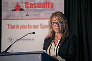 """Ellen H. Greiper, Partner, Lewis Brisbois moderates panel """"Navigating Today's Risk Landscape at Advisen's 2019 Casualty Insights Conference in New York City."""