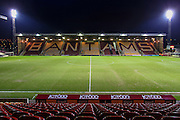 General View of Bradford's stadium before the Sky Bet League 1 match between Bradford City and Southend United at the Coral Windows Stadium, Bradford, England on 16 February 2016. Photo by Mark P Doherty.