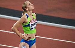 06-08-2017 IAAF World Championships Athletics day 4, London<br /> Agata Zupin SLO - 400m hurdle