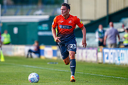 Connor Roberts of Swansea City - Ryan Hiscott/JMP - 10/07/2018 - FOOTBALL - Huish Park - Yeovil, England - Yeovil Town v Swansea City, Pre Season Friendly