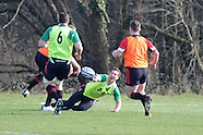 050313 Wales rugby team training