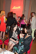 VIP room during the RA summer exhibition party. Royal Academy, Piccadilly. London. 5 June 2013.