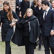 NLD/Delft/20131102 - Herdenkingsdienst voor de overleden prins Friso, prinses Christina, dochter Bernardo en Juliana Jr.